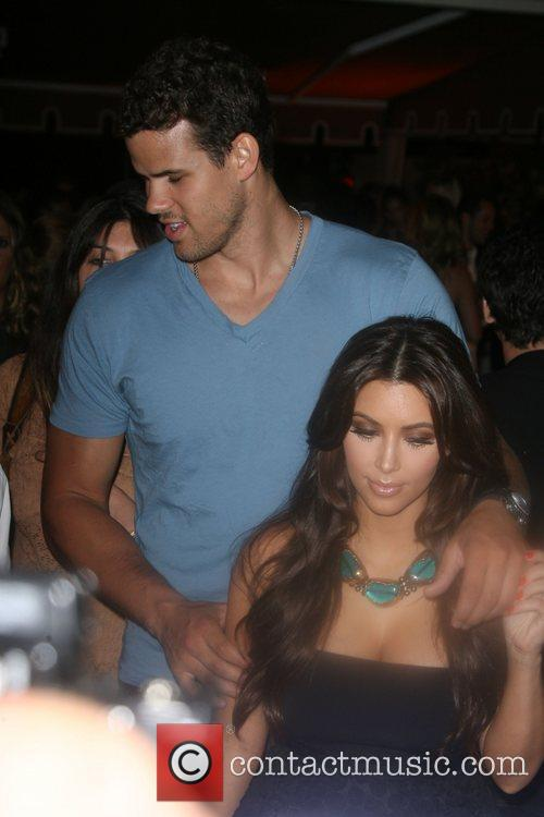 Kim Kardashian and Kris Humphries 7