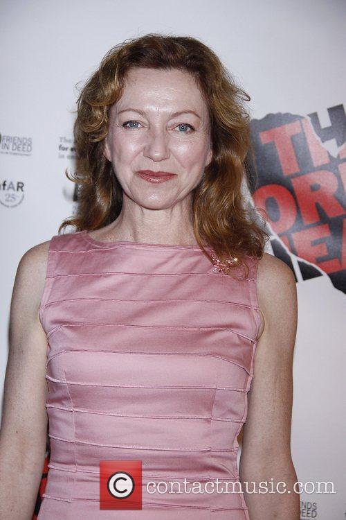 Julie White  Opening night of the Broadway...