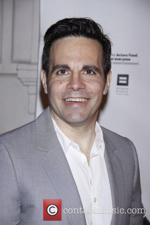 Mario Cantone  Opening night of the Broadway...