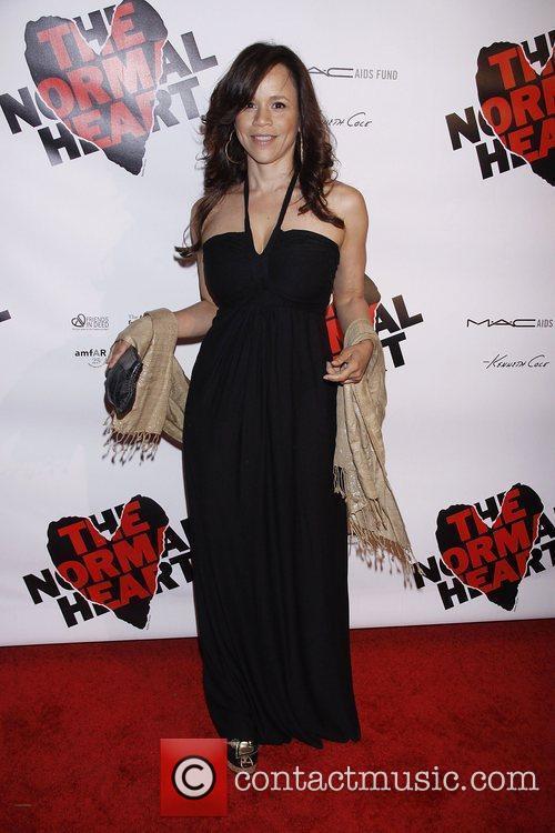 Rosie Perez  Opening night of the Broadway...