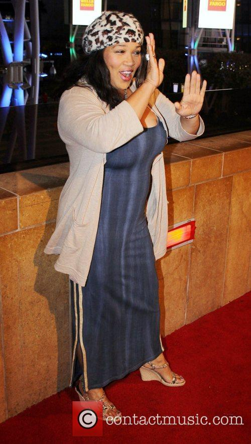 Kym Whitley Norwood Young Red Carpet Concert at...