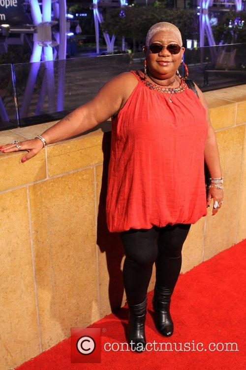 Luenell  Norwood Young Red Carpet Concert at...