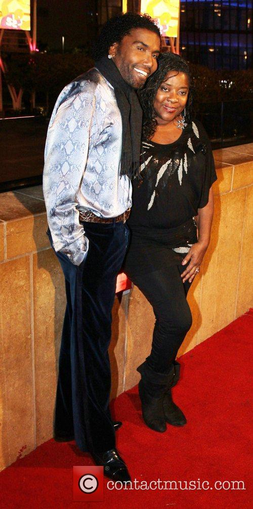 Norwood Young and Loretta Devine Norwood Young Red...