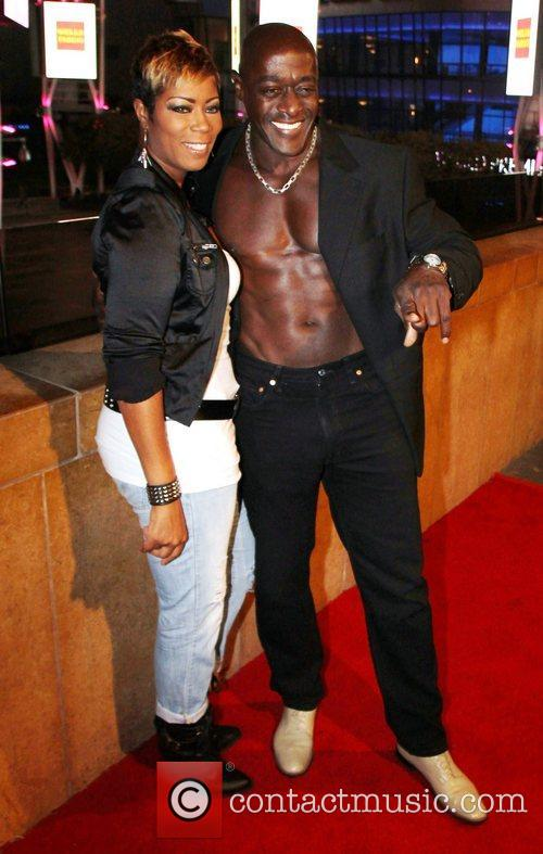 Xango Henr and Guest Norwood Young Red Carpet...