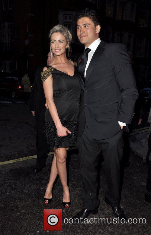 Chantelle Houghton and Rav Wilding  News Of...
