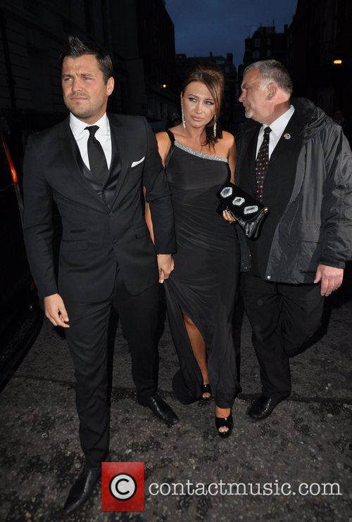 Mark Wright and Lauren Goodger  News Of...