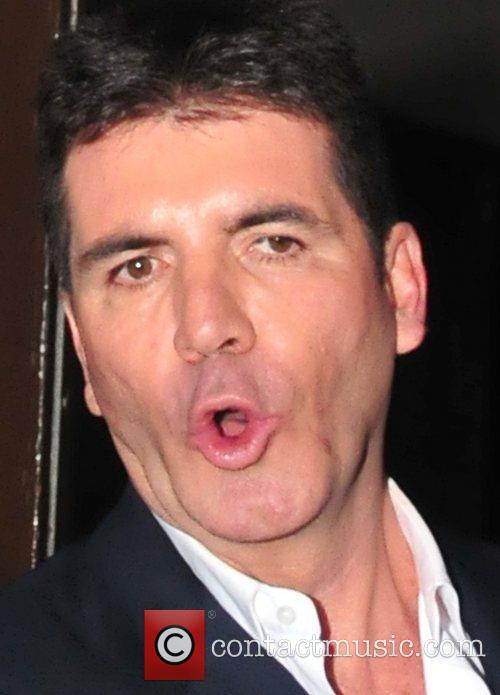 Simon Cowell,  at the News Of The...