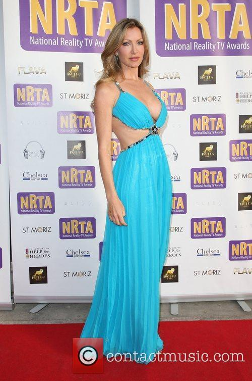 Caprice Bourret The National Reality Television Awards 2011...