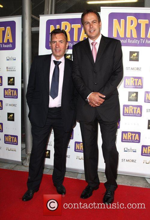 Duncan Bannatyne and guest The National Reality Television...