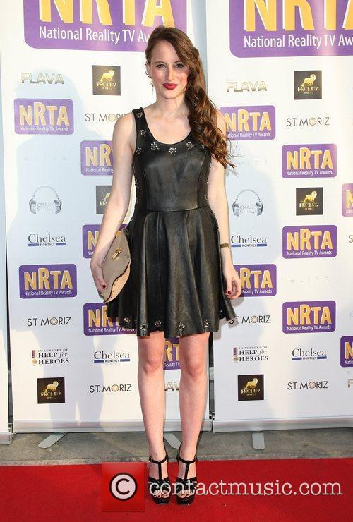 Rosie Fortescue The National Reality Television Awards 2011...