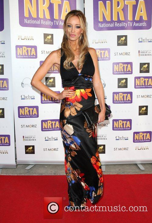 Lauren Pope The National Reality Television Awards 2011...