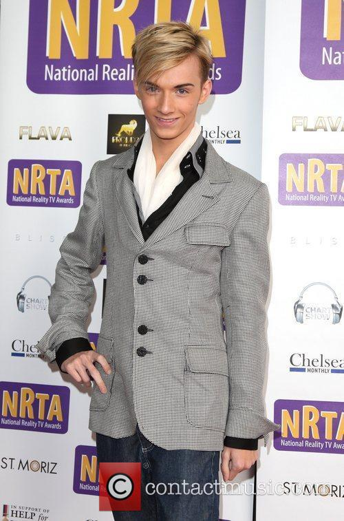 Harry Derbidge The National Reality Television Awards 2011...