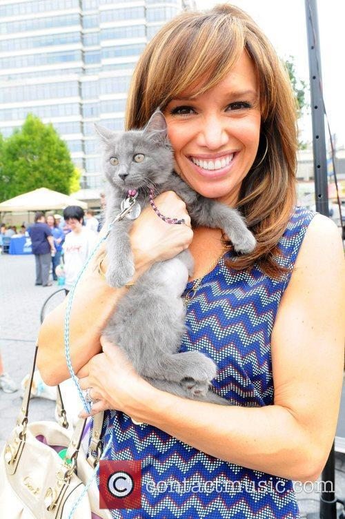 Beth Stern hosts the Celebrity Rescue Rally Pet...