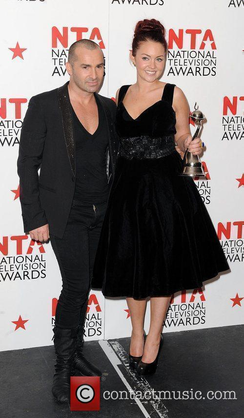 Louie Spence and Lacey Turner 1