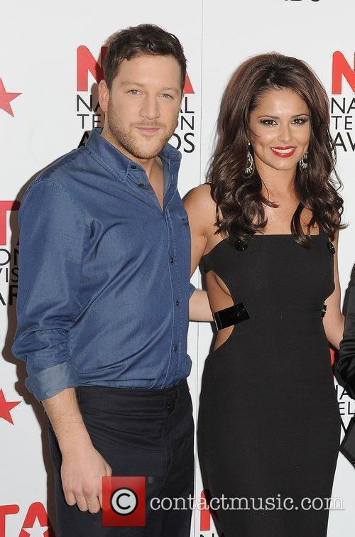 Matt Cardle and Cheryl Cole,  The National...