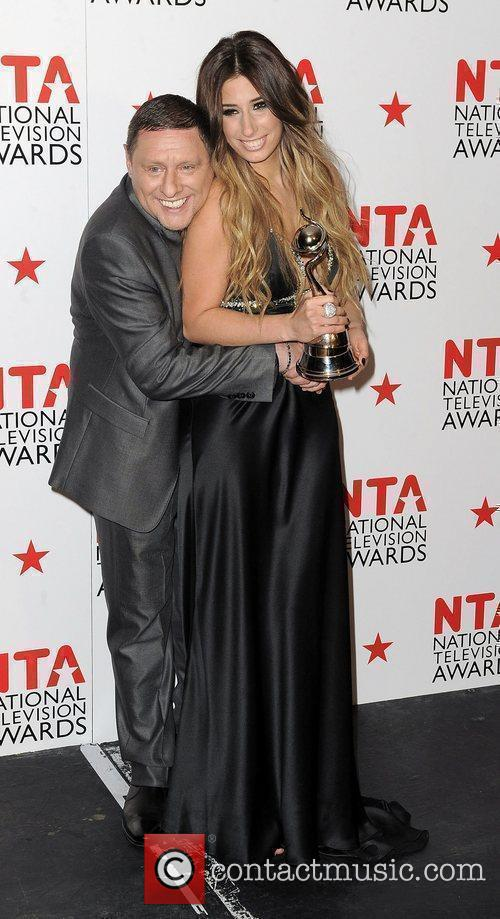 Sean Ryder and Stacey Solomon,  The National...