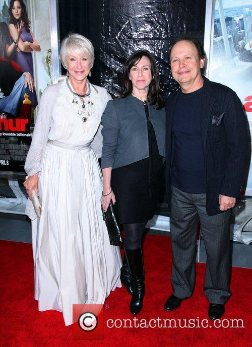 Helen Mirren and Billy Crystal 5