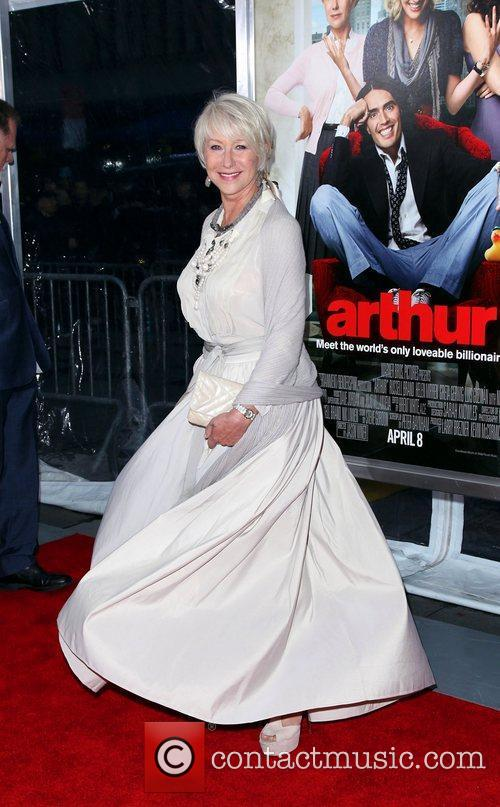 New York premiere of 'Arthur' held at the...