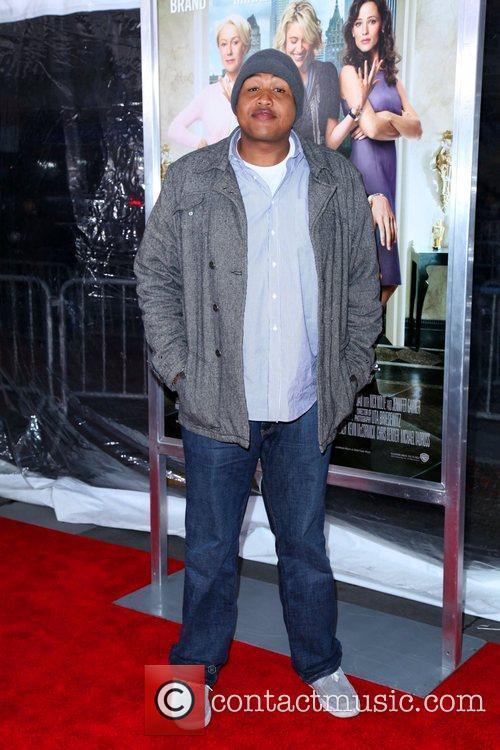 Omar Miller  New York premiere of 'Arthur'...