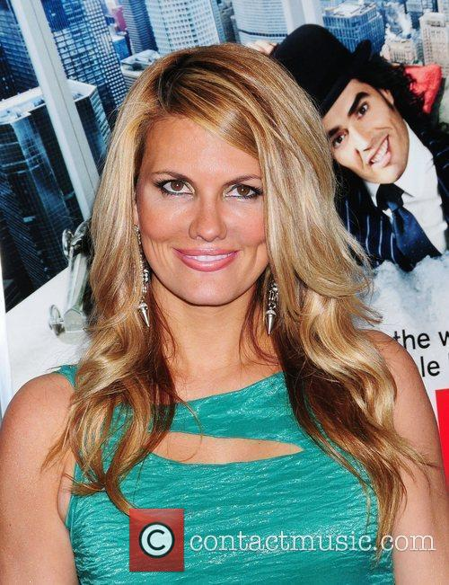Courtney Hansen New York premiere of 'Arthur' held...