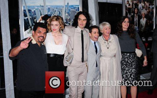 Luis Guzman, Greta Gerwig, Helen Mirren, Jennifer Garner and Russell Brand 6
