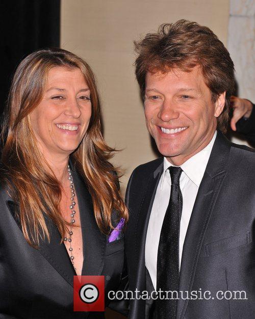 Jon Bon Jovi and Raymond Kelly