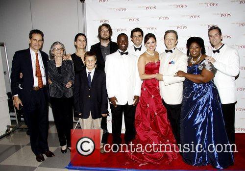 The New York Pops opens the 2011-2012 Season...