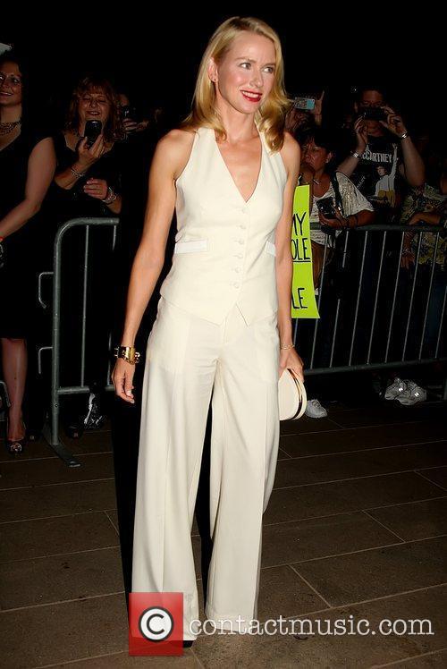Naomi Watts 2011 New York City Ballet Fall...