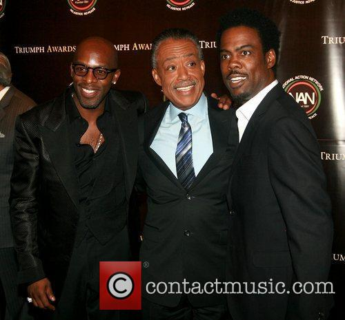 Al Sharpton and Chris Rock 6