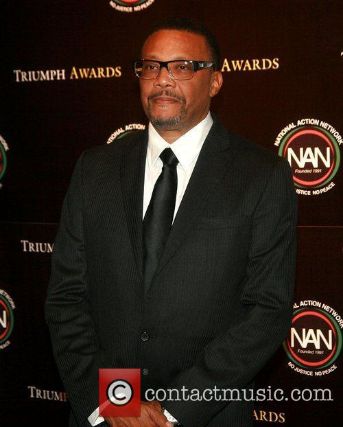 Judge Greg Mathis The National Action Network's 2nd...