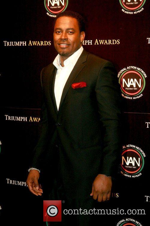 Lamman Rucker The National Action Network's 2nd Annual...