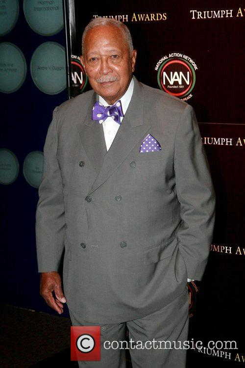 The National Action Network's 2nd Annual Triumph Awards...