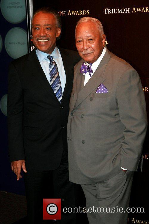 Al Sharpton and Charles Rangel 1