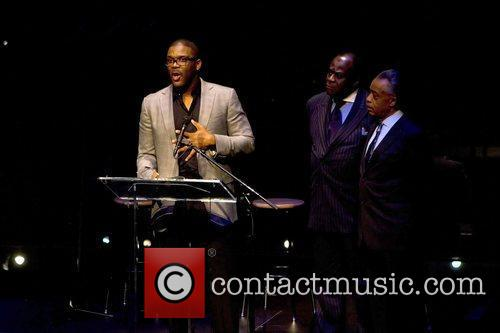 Tyler Perry Receives Chairman's Award The National Action...
