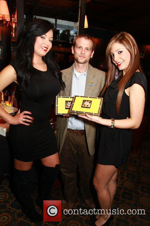 Adrina Caicedo, Christopher Lenzo and Catalina Echeverri NYC's...