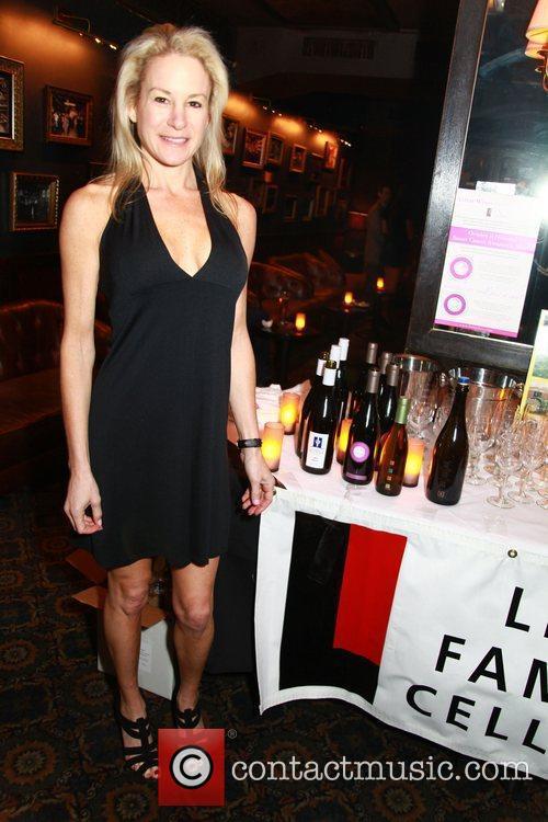 Leslie Singer NYC's Bravest at Merchants Cigar Lounge...