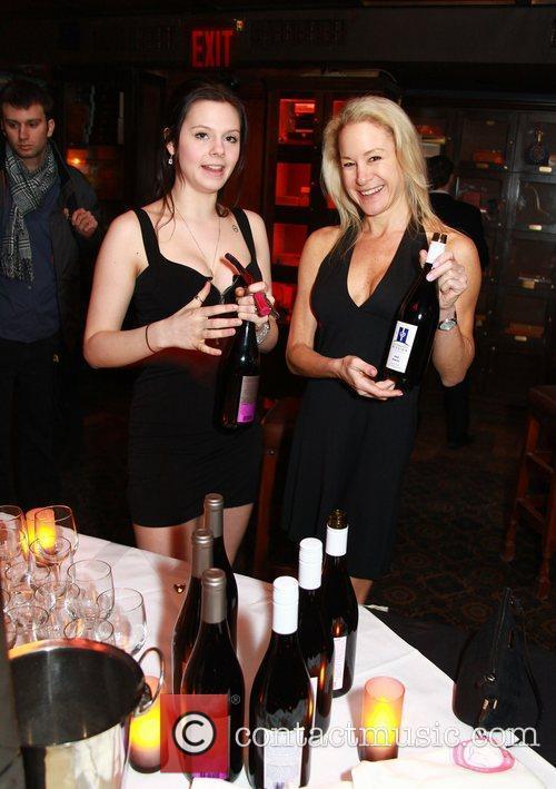 NYC's Bravest at Merchants Cigar Lounge Gala honoring...