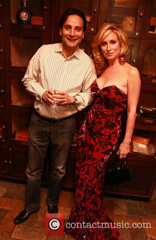 Mr. Merchant and Sonja Morgan NYC's Bravest at...