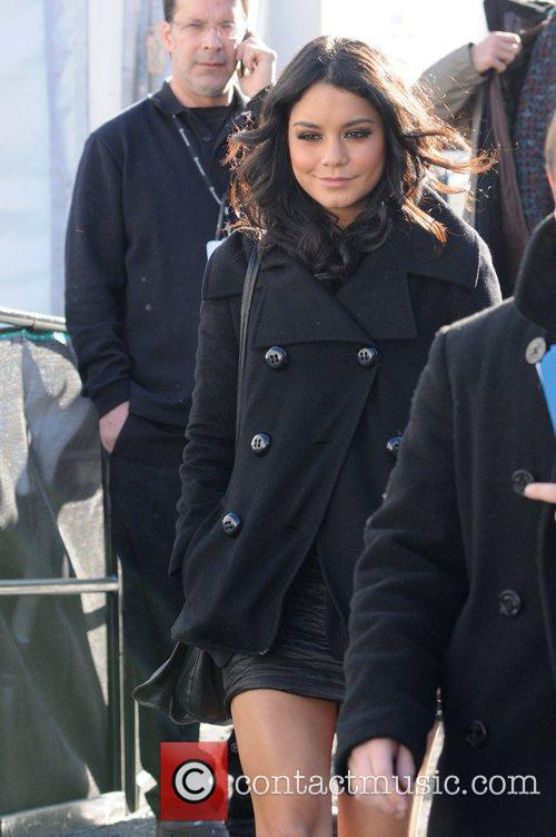 Vanessa Hudgens, New York Fashion Week
