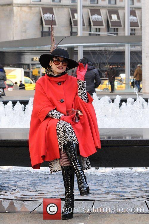 Atmosphere,, New York Fashion Week