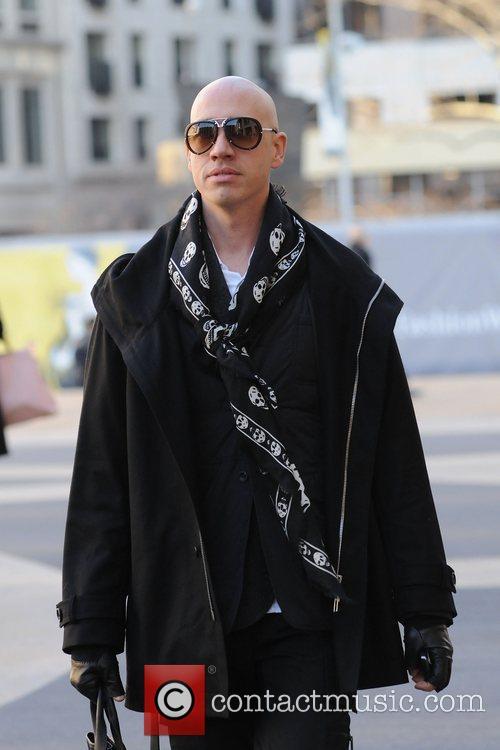 Robert Verdi,  Mercedes-Benz IMG New York Fashion...