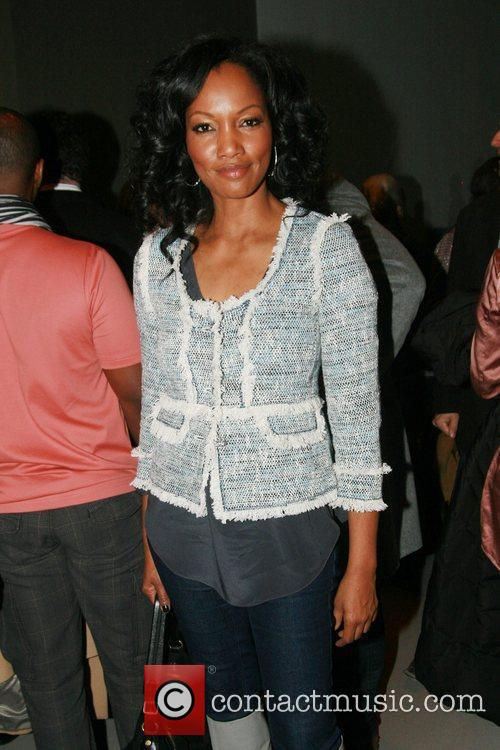 Garcelle Beauvais Mercedes-Benz IMG New York Fashion Week...