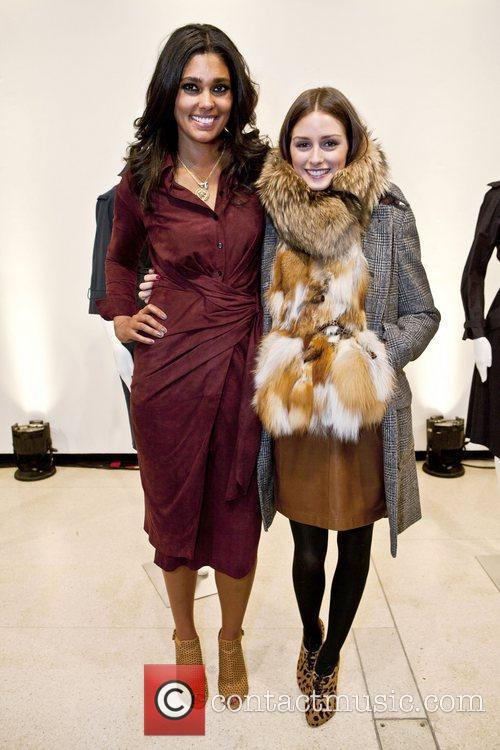 Rachel Roy, Olivia Palermo and Vera Wang 1