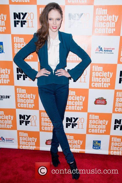 49th Annual New York Film Festival premiere of...