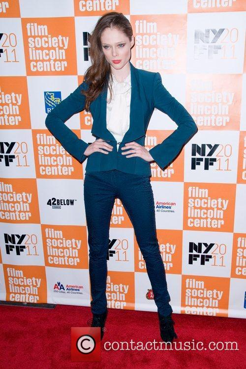 Coco Rocha  49th Annual New York Film...