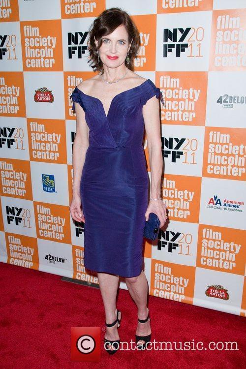 Elizabeth McGovern  49th Annual New York Film...