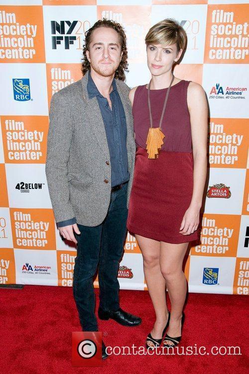 David Gutnick and Ana Lazarevic at the 49th...