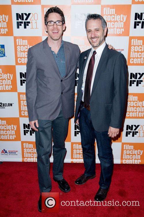 Philip Harrison and Jeffrey Schwartz at the 49th...