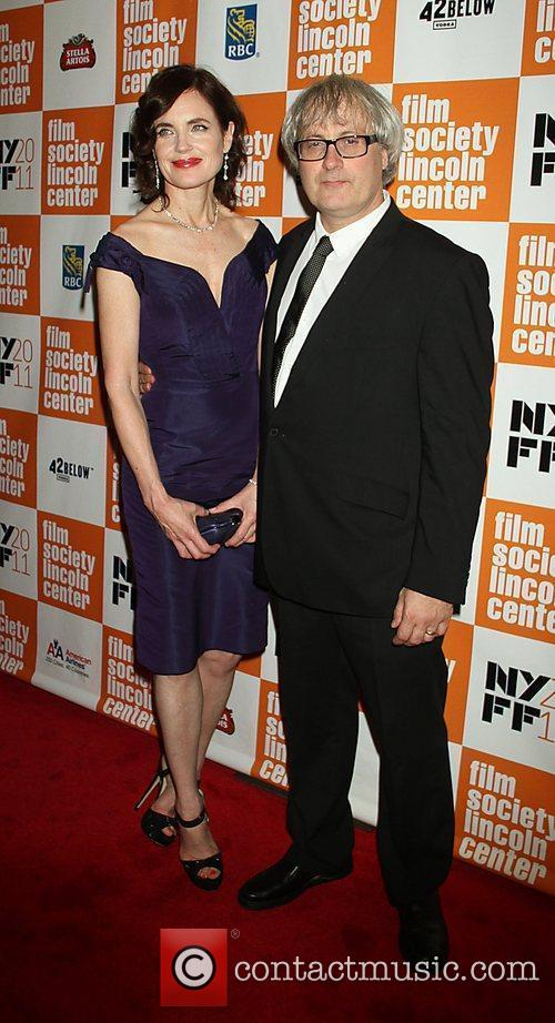 Elizabeth McGovern and director Simon Curtis 49th Annual...