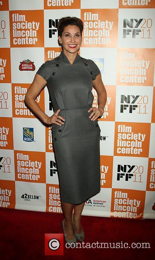 Gina Gershon  49th Annual New York Film...